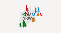 Förderprogramm der Landesregierung KOMM AN NRW