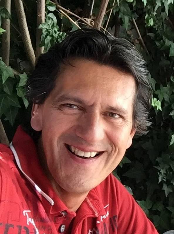 Vorstandsvorsitzender Gero Sinha